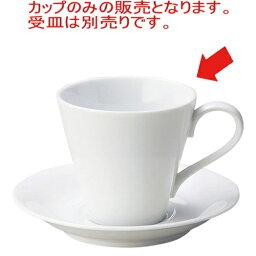ノーブルホワイト マグカップ [L13.1 X S9.9 X H9.3cm 350cc]