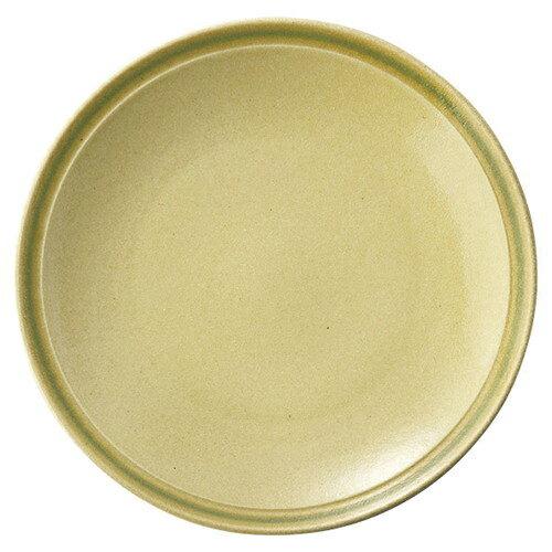 10個セット 萌黄 9.0皿 [D27.8 X H4cm]   大皿 プレート ビック パーティ 人気 おすすめ 食器 洋食器 業務用 飲食店 カフェ うつわ 器 おしゃれ かわいい ギフト プレゼント 引き出物 誕生日 贈り物 贈答品