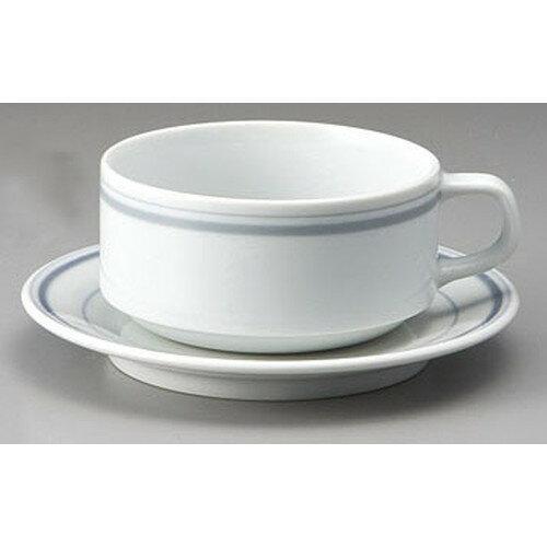 洋陶器 オープン/パールライン スタッキングスープC/S [D14.8 x 2cm] イングレーズ加工 料亭 旅館 和食器 飲食店 業務用