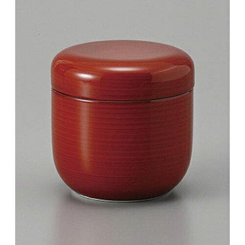 3個セット むし碗 赤巻夏目型むし碗 [7.5 x 7.8cm]    茶碗蒸し ちゃわんむし 蒸し器 寿司屋 碗 人気 おすすめ 食器 業務用 飲食店 おしゃれ かわいい ギフト プレゼント 引き出物 誕生日 贈り物 贈答品