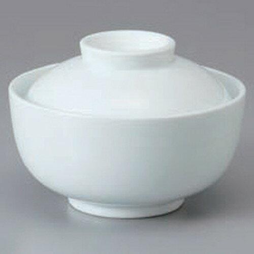 5個セット☆ 円菓子碗 ☆白円菓子碗 [ 11.9 x 8.5cm ]