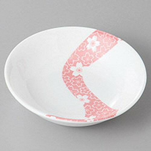 10個セット ☆ 小皿 ☆桜流し11cm薬味皿 [ 11 x 2.6cm ]