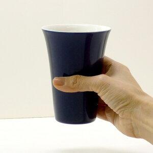 フリーカップルリ釉フリーカップ[縦8.2x横8.2x高さ11.2cm・容量270cc] グラスビールグラスジョッキコップタンブラーフリーカップ食器かわいい綺麗和食器料亭居酒屋日本酒プレゼントギフト出産祝い結婚祝い縁起物引き出物