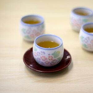 湯呑み99円煎茶[直径7.2x高さ6.2x口径6.5cm]|ゆのみ湯呑み湯飲みせん茶千茶花柄器かわいい綺麗和食器料亭居酒屋日本酒プレゼントギフト出産祝い結婚祝い縁起物引き出物
