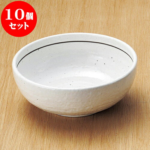 [ 128 x 81mm ] 丼 3個セット☆ ☆ 京桜波型4.5丼 【料亭 居酒屋 和食器 飲食店 業務用 】