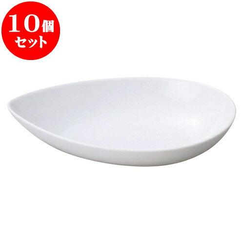 10個セット 洋陶オープン フィースト 26cmデューボール [ 26.5 x 18 x 6cm ] 料亭 旅館 和食器 飲食店 業務用:せともの本舗