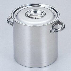 厨房用品18-8寸胴鍋(目盛付)[36cm深さ36cm36L]料亭旅館和食器飲食店業務用