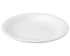 10個セット 和陶オープン 白粉引 9.0皿 [ 27.8 x 3.5cm ] 料亭 旅館 和食器 飲食店 業務用