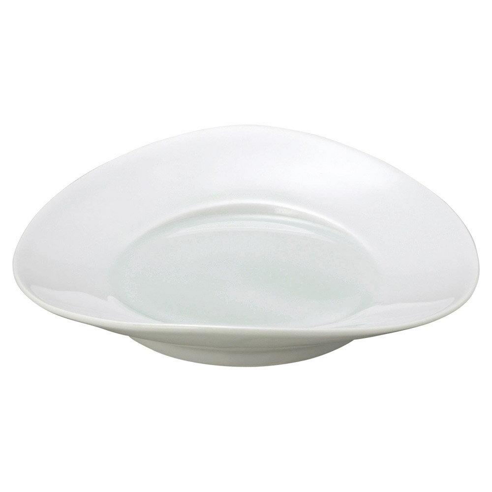 5個セット 和陶オープン 青白磁 両上り8.0皿 [ 23.8 x 23 x 4.7cm ] 料亭 旅館 和食器 飲食店 業務用