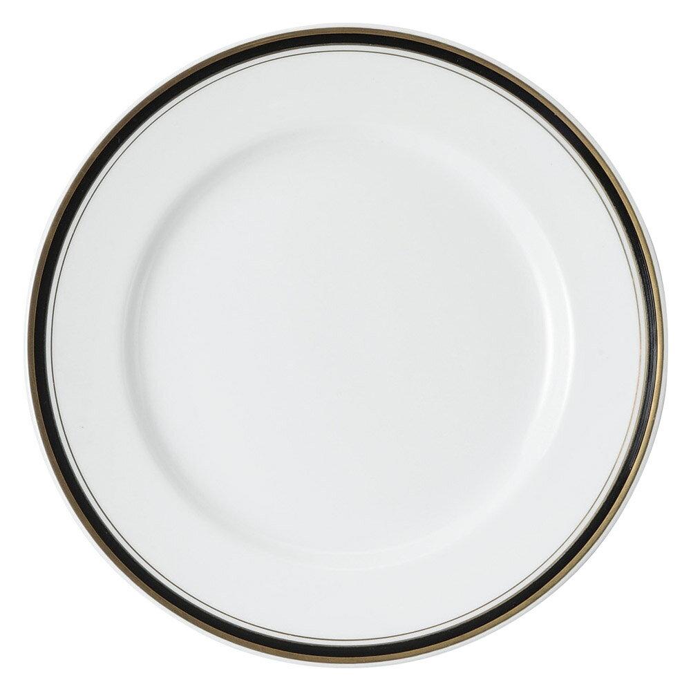 10個セット 洋陶オープン ムーンリバー(ウルトラホワイト) 9吋ミート [ 23cm ] 料亭 旅館 和食器 飲食店 業務用