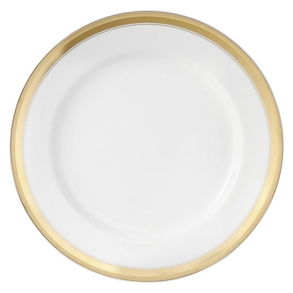 10個セット 洋陶オープン ゴールドリッチ(ウルトラホワイト) 9吋ミート皿 [ 23.2 x 2.6cm ] | 中皿 サラダ パスタ 取り皿 プレート 人気 おすすめ 食器 洋食器 業務用 飲食店 カフェ うつわ 器 おしゃれ かわいい ギフト プレゼント 引き出物 誕生日 贈り物 贈答品
