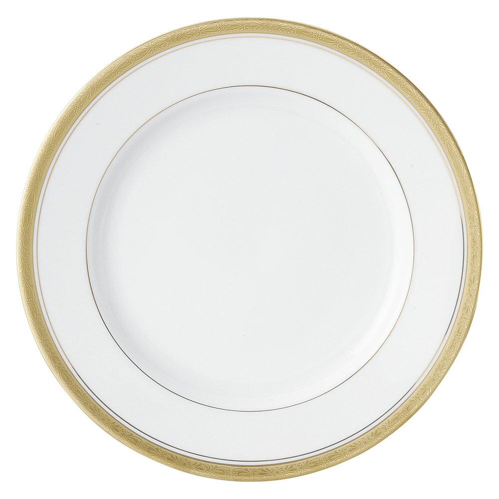 10個セット 洋陶オープン Y・Sゴールド 8吋ミート皿 [ 20.8 x 2.3cm ] | 中皿 サラダ パスタ 取り皿 プレート 人気 おすすめ 食器 洋食器 業務用 飲食店 カフェ うつわ 器 おしゃれ かわいい ギフト プレゼント 引き出物 誕生日 贈り物 贈答品