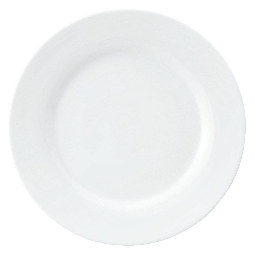 10個セット 洋陶オープン 軽量強化 シリカ 11吋デイナー皿 [ 27.1 x 2.6cm ] 料亭 旅館 和食器 飲食店 業務用