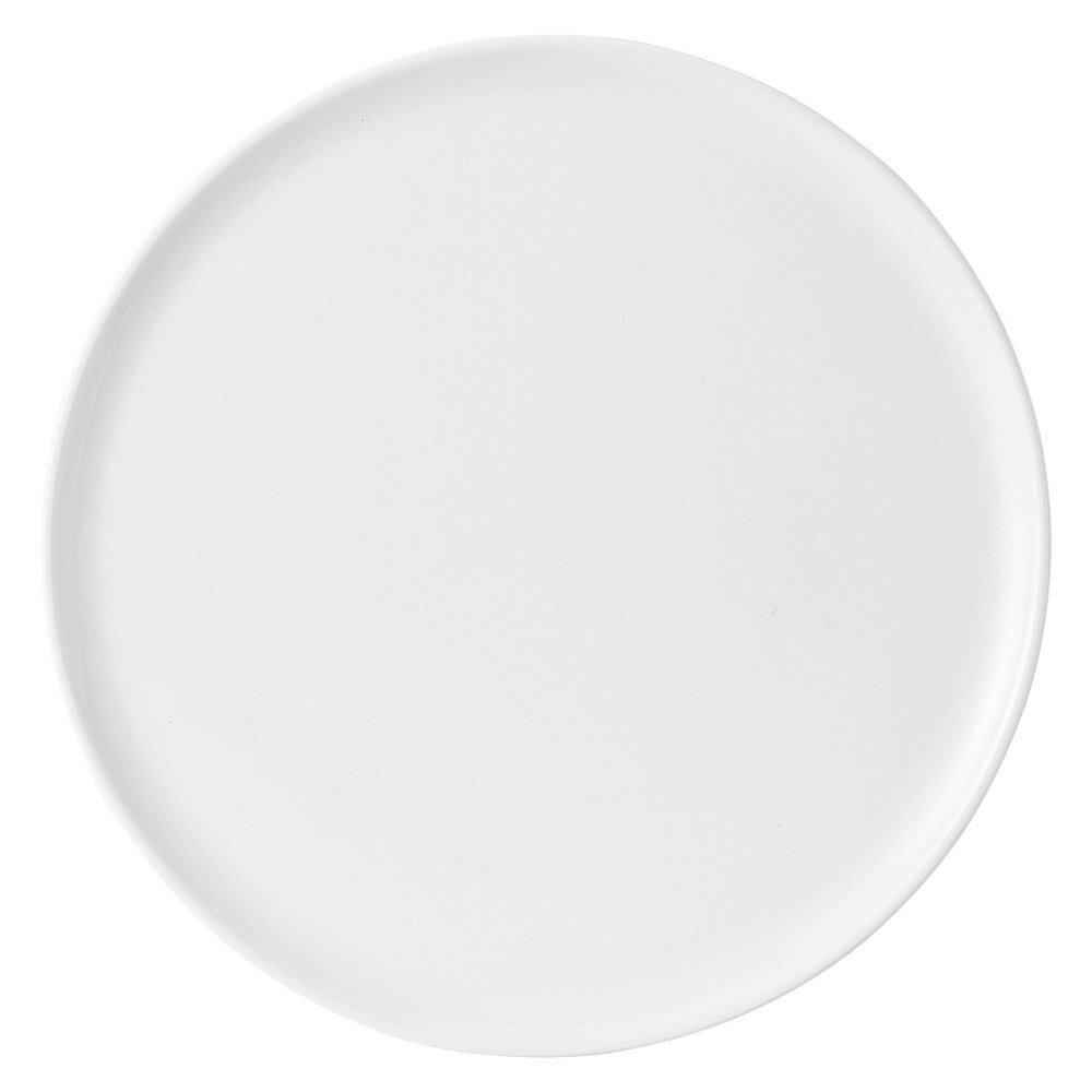 10個セット 洋陶オープン ルナホワイト ケーキプレート(中) [ 29.3cm ] 料亭 旅館 和食器 飲食店 業務用
