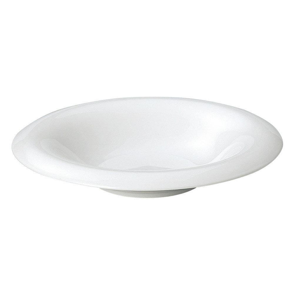 10個セット 洋陶オープン アルテ(特白磁) 24cmスープ [ 24.3 x 4.5cm ] 料亭 旅館 和食器 飲食店 業務用