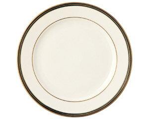 10個セット 洋陶オープン NBエンペラーブラック 7.5吋ケーキ皿 [ 19.2 x 2cm ] 料亭 旅館 和食器 飲食店 業務用