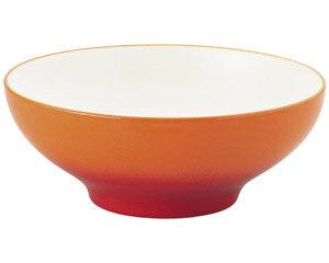 洋陶オープン COLORE(コローレ) オレンジ25cmラージボール [ 25.3 x 10cm ]