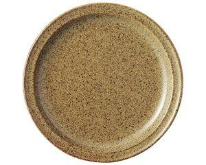 洋陶オープン ブラウンシュガー 7 1/2吋ケーキ [ 19 x 2cm ] 【料亭 旅館 和食器 飲食店 業務用】