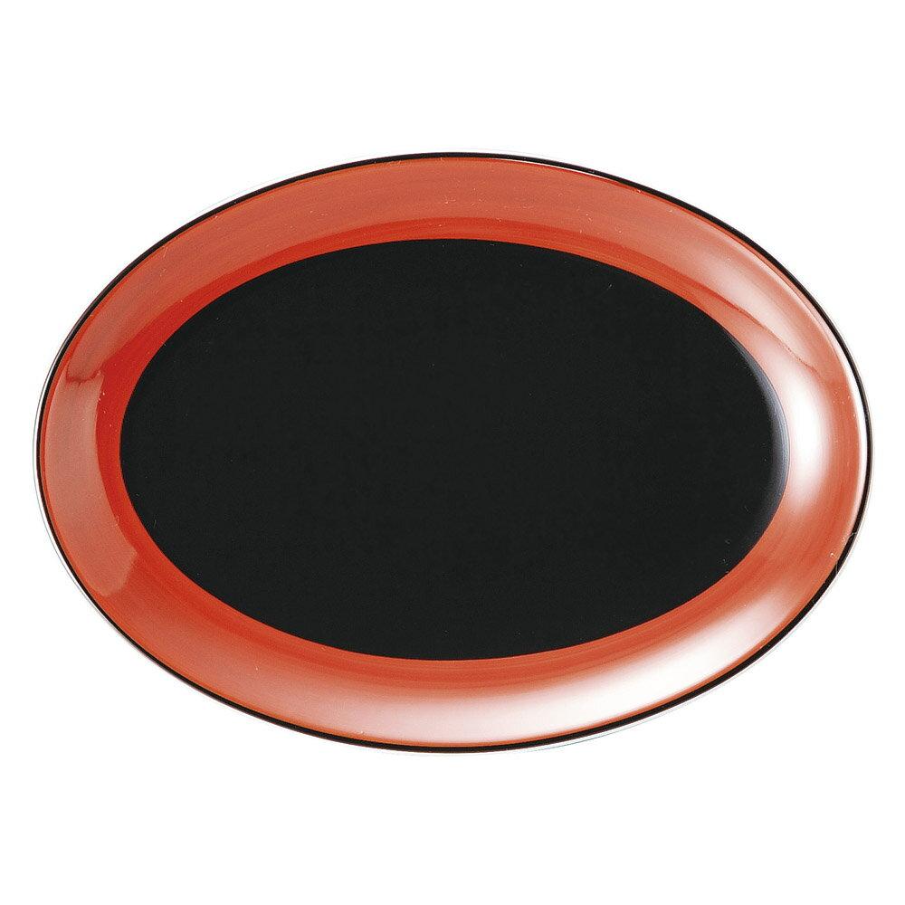 10個セット 中華オープン 敦煌 9吋プラター [ 23.2 x 16.6cm ] 料亭 旅館 和食器 飲食店 業務用