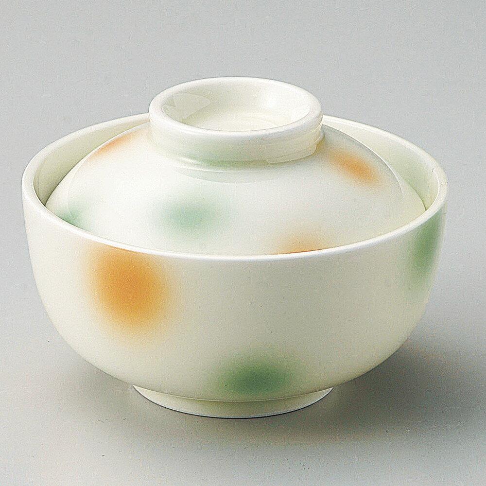 ☆ 円菓子碗 ☆ 水玉二色吹菓子碗 [ φ12 x 8cm ]