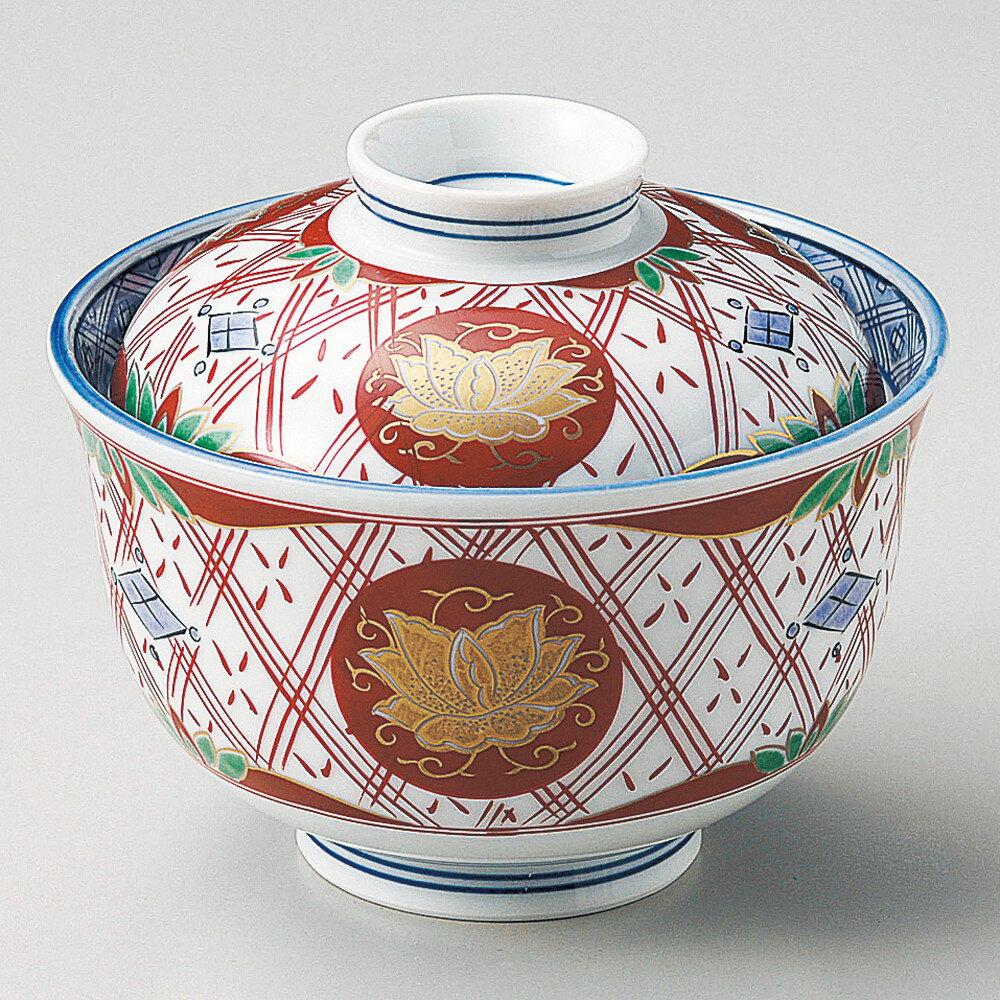 ☆ 円菓子碗 ☆ 錦華陽紋円菓子碗 [ φ12 x 10.5cm ]