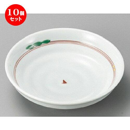 10個セット☆ 組皿 ☆ 錦水玉5.0深皿 [ 160 x 35mm ]
