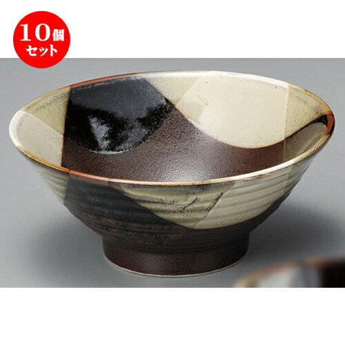 10個セット☆ 丼 ☆ 雪間5.8そば丼 [ 168 x 72mm ]