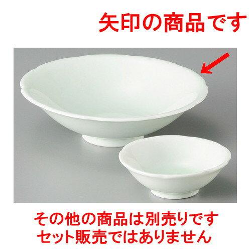 3個セット☆ 刺身鉢 ☆ もえぎ輪花向付 [ 150 x 150 x 40mm ]