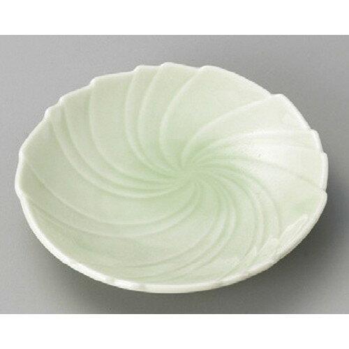 10個セット☆ 丸皿 ☆ ヒワうず型取皿 [ 143 x 27mm ] 【料亭 旅館 和食器 飲食店 業務用 】