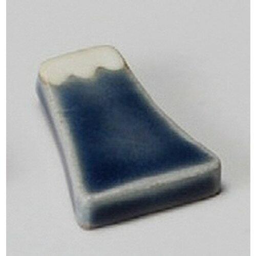 5個セット☆ 箸置 ☆ 藍平富士山箸置き [ 28 x 38 x 7mm ]