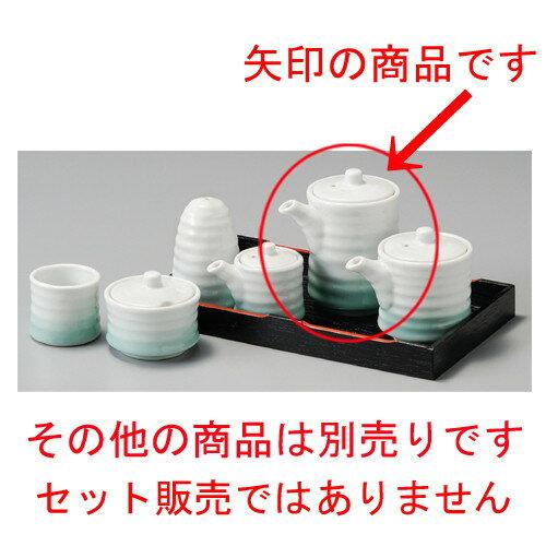 10個セット☆ 調味料入 ☆ ヒワ吹汁次(大) [ 64 x 102mm・180cc ]