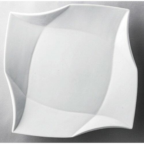5個セット☆ 洋食器 ☆ 白磁9.5吋クラフトプレート [ 253 x 32mm ] 【レストラン ホテル 飲食店 洋食器 業務用 】
