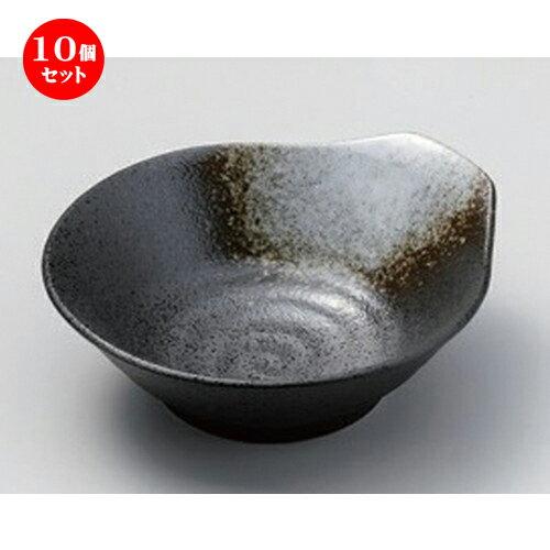 10個セット☆ 呑水 ☆白吹天目呑水 [ 13 x 12.3 x 4.8cm 151g ]