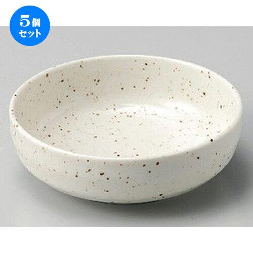 5個セット☆ 小鉢 ☆白唐津4.0小鉢 [ 13 x 4.2cm 228g ]