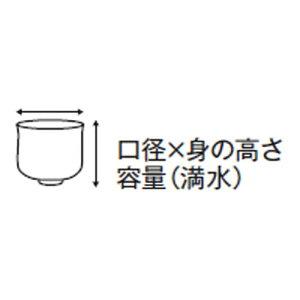 ☆ジョッキ☆青海ビールジョッキ細口[11.5x8x11.6cm(400cc)400g]【割烹居酒屋和食器飲食店業務用】