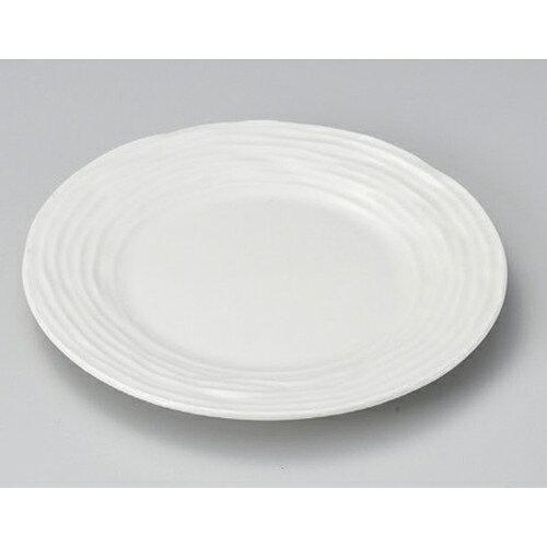 5個セット☆ 丸皿 ☆NBヴェブ21cm丸皿 [ 20.7 x 2.1cm 425g ] 【 料亭 旅館 和食器 飲食店 業務用 】