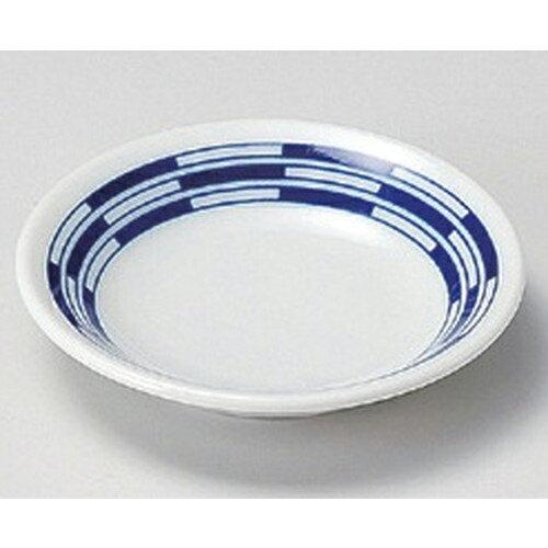10個セット☆ 小皿 ☆市松3.0皿 [ 10.1 x 2cm 82g ]