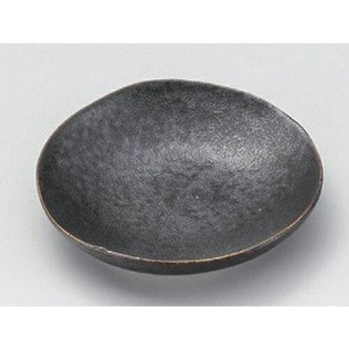 10個セット☆ 小皿 ☆黒マット豆皿 [ 7.3 x 1.3cm 40g ]