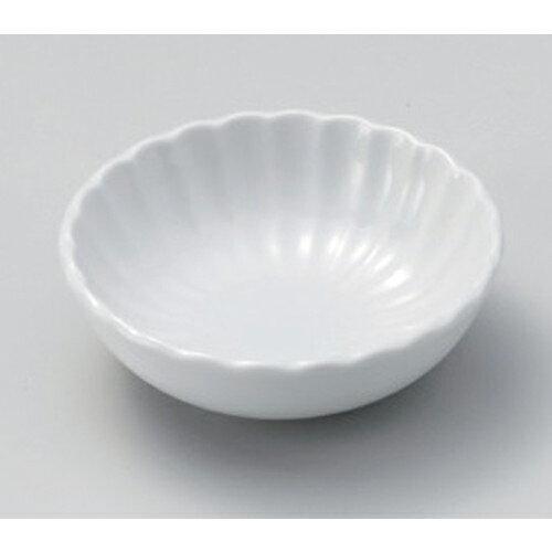 10個セット☆ 松花堂 ☆白菊型小鉢 [ 11 x 3.7cm 167g ]