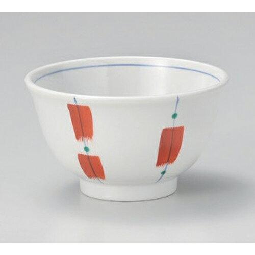 3個セット☆ 多用碗 ☆赤カスリ4.5丼 [ 13.9 x 8cm 306g ]