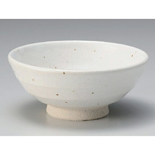 3個セット☆ 多用碗 ☆白粉引5.5寸タイ茶 [ 15.7 x 6.8cm ]