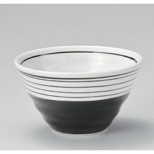 3個セット☆ 多用碗 ☆ブラックライン多用碗 [ 13.7 x 7.5cm 302g ]