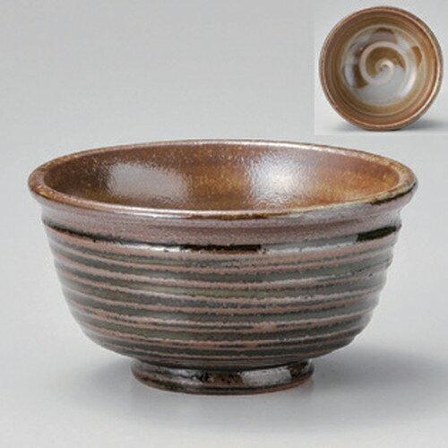 3個セット☆ 中平 ☆錆白刷毛茶碗 [ 11.5 x 6cm 234g ]