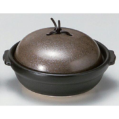 ☆ 耐熱調理器 ☆黒5.0鍋 (組) [ 15.4 x 14 x 7.6cm 510g ]