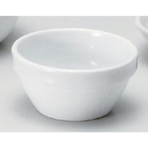 5個セット☆ 洋陶小物 ☆強化白8cmスタックボール [ 8.3 x 4cm 90g ] 【 カフェ レストラン 洋食器 飲食店 業務用 】