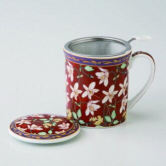附帶啤酒杯茶杯蓋子的自由啤酒杯(蘭)[.250箱物品從屬于蓋子的啤酒杯x1/R8x9.5cm的:9.5x9.5x10.8cm]350g紙箱中國製造[餐具贈品裏面的祝賀漂亮]
