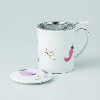 有啤酒杯茶杯蓋子的自由的啤酒杯(蔬菜)[物品從屬于蓋子的啤酒杯x1/R8x9.5cm箱子:9.5x9.5x10.8cm]350g紙箱中國製造[餐具贈品裏面的祝賀漂亮]