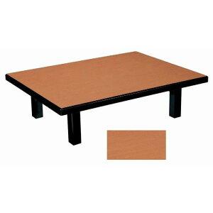 座卓メラミン白木(折足)[180x45x32.5cm](7-762-5)料亭旅館和食器飲食店業務用
