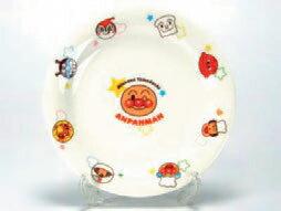 供人物麵包超人蛋糕盤子[15.5φcm]陶(7-939-9)酒家旅館日式餐具飲食店業務使用