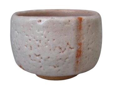 紅志野抹茶碗
